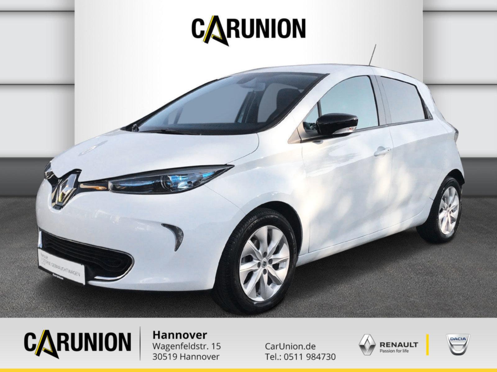 Renault ZOE INTENS R240 zzgl. Batteriemiete), Jahr 2016, Elektro