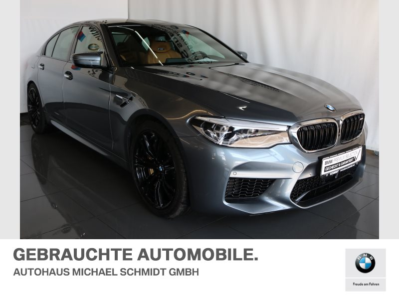 BMW M5 Limousine TV+NIGHT VISION+SITZBELÜFTUNG+, Jahr 2018, Benzin