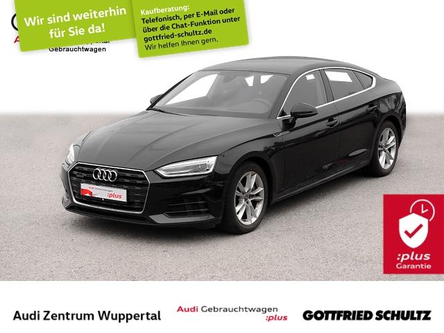 Audi A5 SB 2.0TDI LEDER HUD R-KAM CONNECT XEN NAV SHZ P, Jahr 2018, Diesel