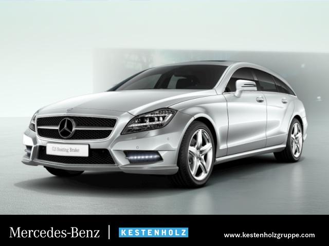 Mercedes-Benz CLS 350 CDI 4Matic SB+Burmester+Comand+Kamera, Jahr 2013, Diesel