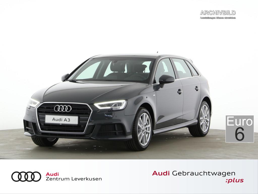 Audi A3 1.5 TSI sport, Jahr 2017, Benzin