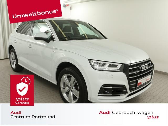 Audi Q5 55TFSI e qu. S line/ACC/Tour/Umweltbonus/VC, Jahr 2020, Hybrid