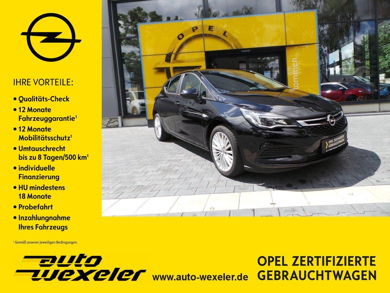 Opel Astra K Edition 1.4 AT S/S,Navi,DAB+, Jahr 2019, Benzin