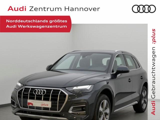 Audi Q5 advanced 40 TDI quattro S tronic, Jahr 2020, Diesel