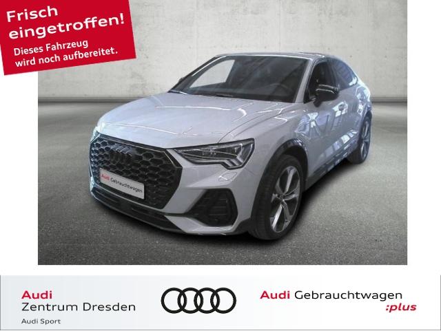 Audi Q3 Sportback S line 35TFSI Matrix LED, Jahr 2021, Benzin