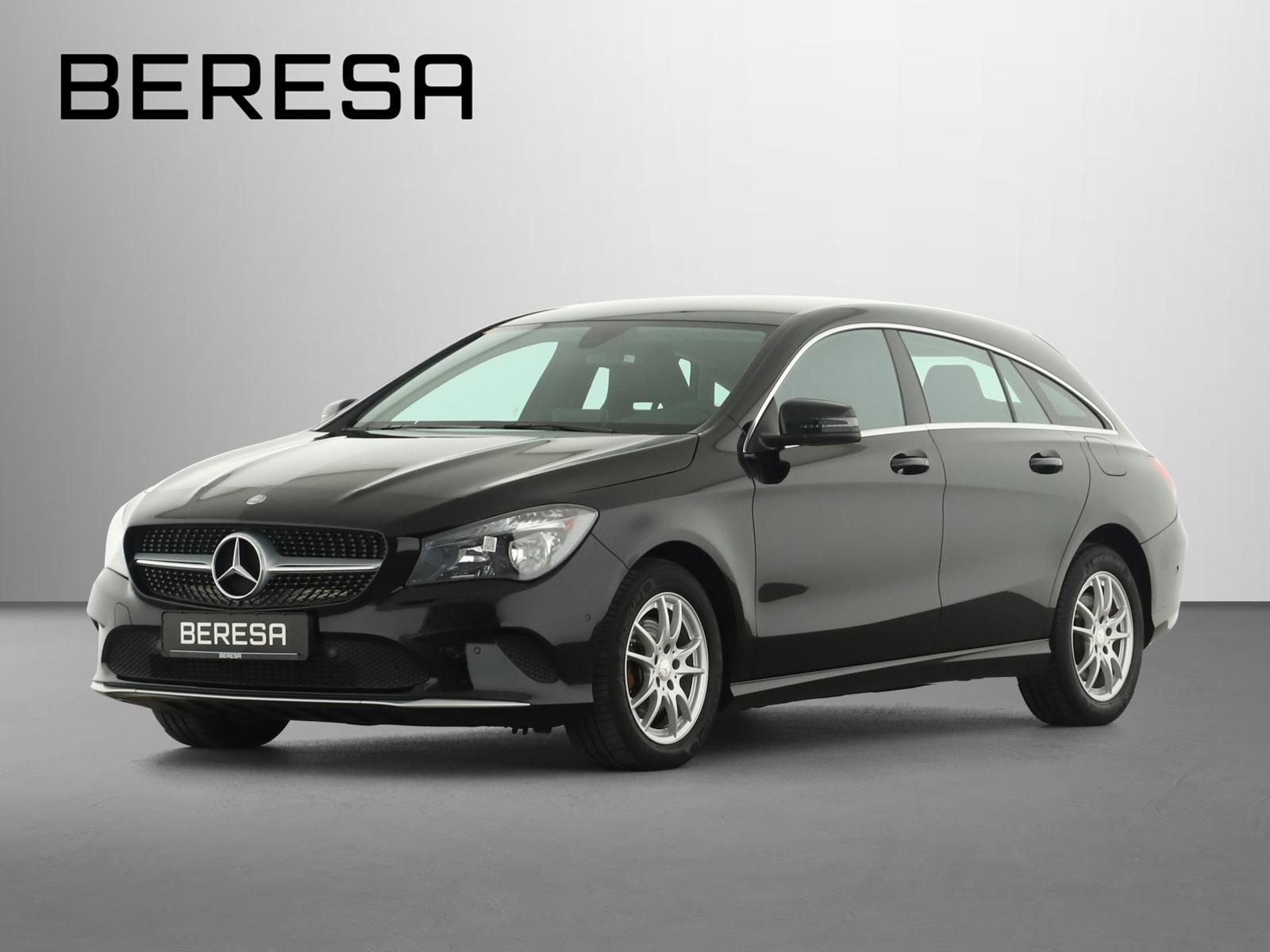 Mercedes-Benz CLA 200 d 4M SB Navi PDC, Jahr 2017, Diesel