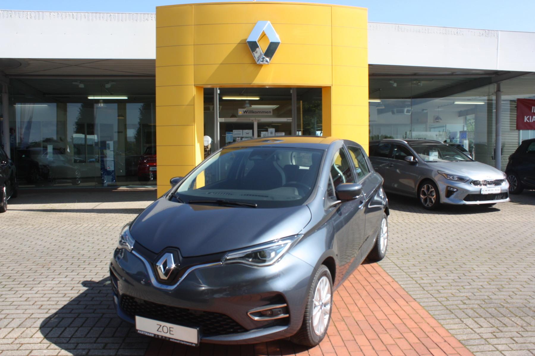 Renault ZOE EXPERIENCE Batteriekauf R110 Z.E. 50, Jahr 2021, Elektro