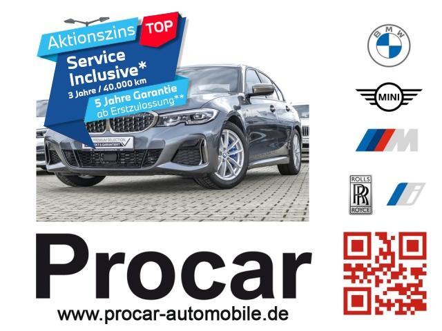 BMW M340i xDrive DA Prof. HUD GSD Live Cockpit Prof., Jahr 2019, Benzin