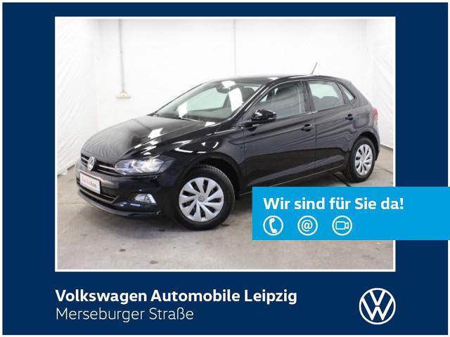 Volkswagen Polo 1.0 TSI Comfortline *ACC*PDC*SHZ*Navi, Jahr 2020, Benzin