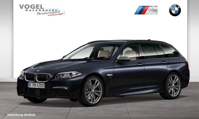 BMW M550d xDrive Touring M Sportpaket Euro 6 Navi Prof BMW Night Vision Head-Up Display Rückfahrkamera PDC Driving Assistant Plus Klima Sitzheizung LED Speed Limit Info, Jahr 2014, Diesel