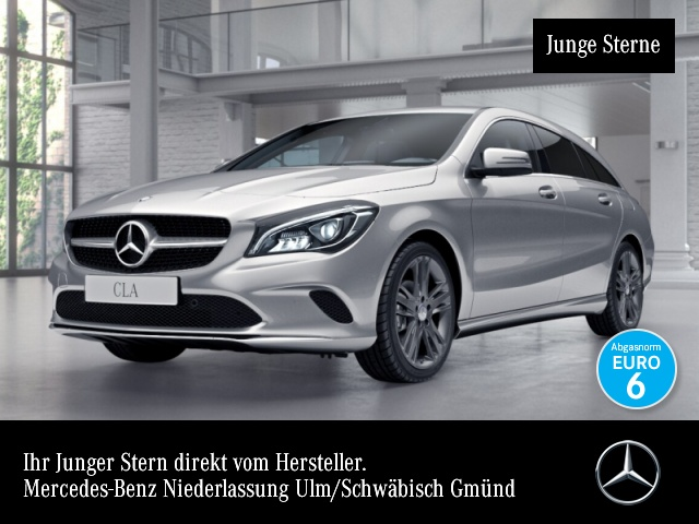 Mercedes-Benz CLA 180 SB Urban LED Navi Laderaump Easy-Pack, Jahr 2016, Benzin