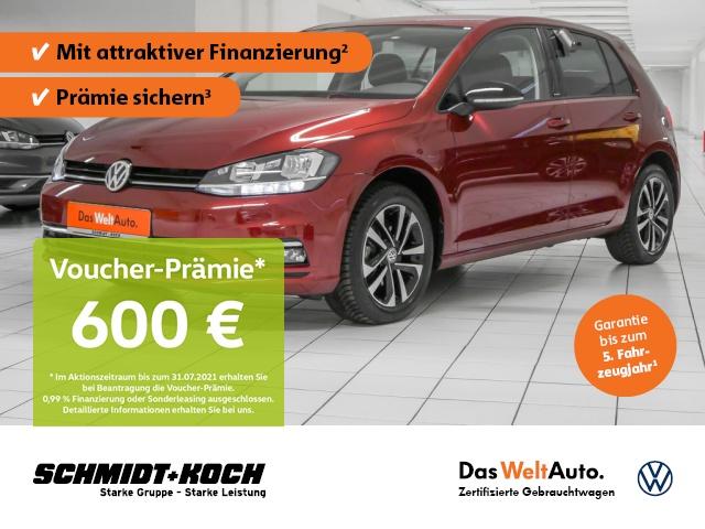 Volkswagen Golf VII 1.0 TSI BMT OPF IQ.DRIVE Navi, ACC, Jahr 2020, Benzin
