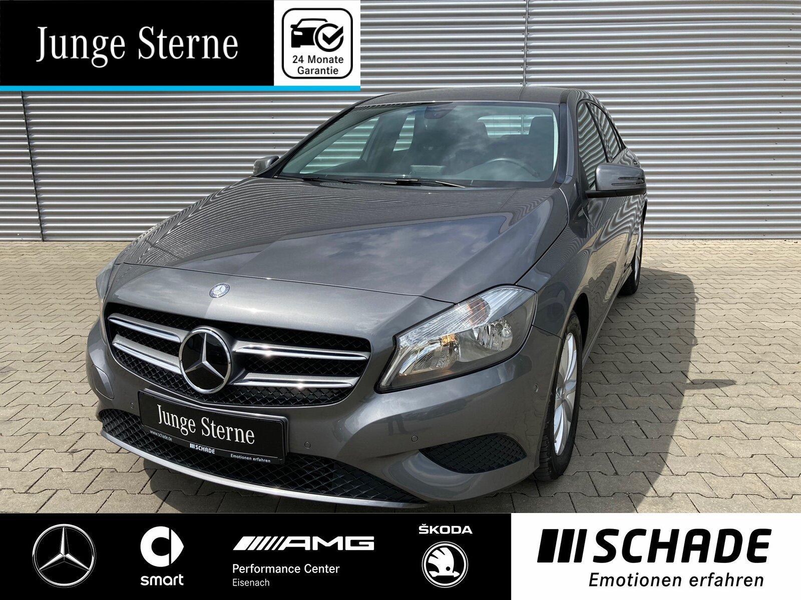 Mercedes-Benz A 200 Style Navi*Sitzheizung*Park-Assi*Tempomat, Jahr 2015, Benzin