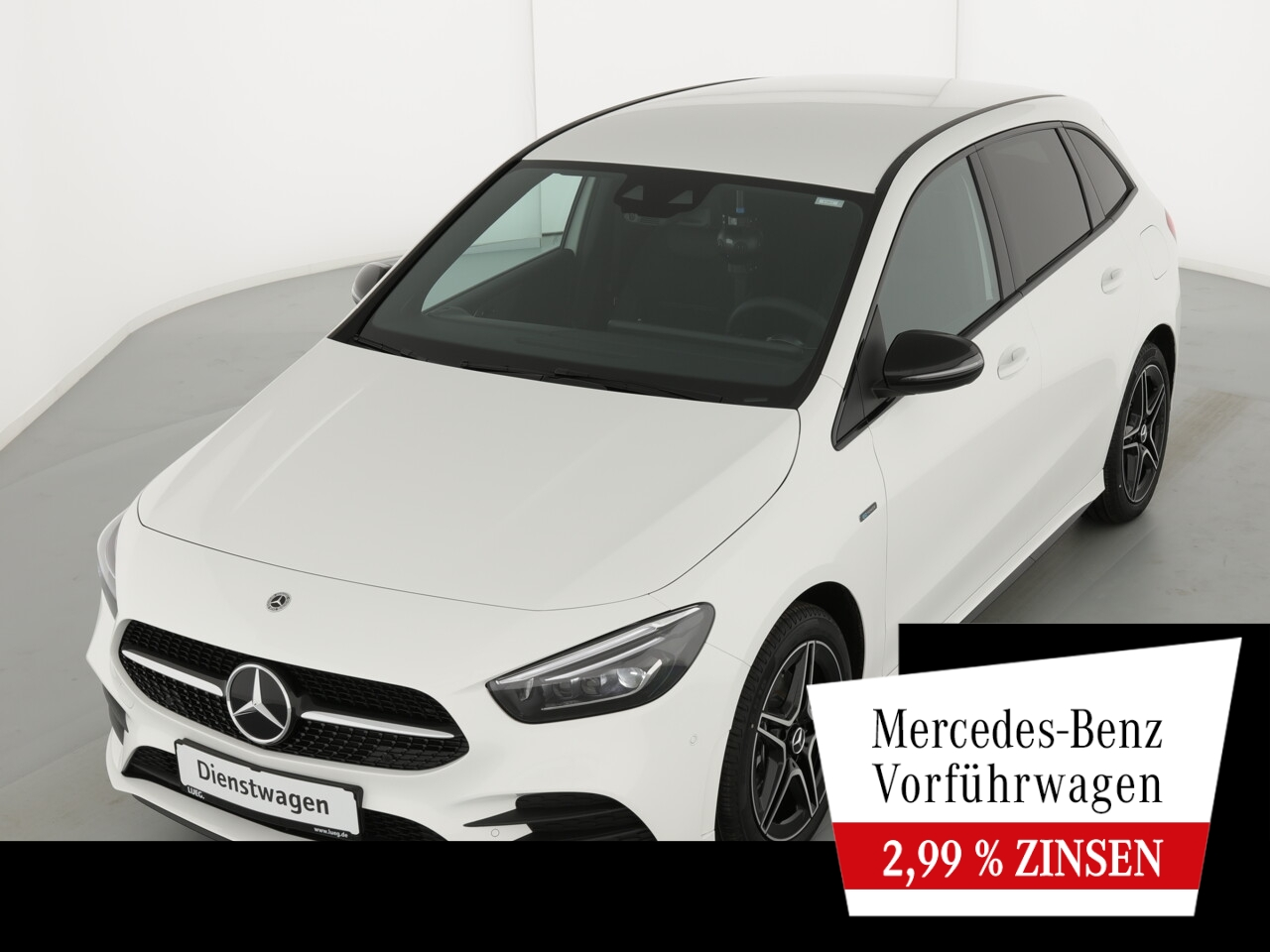Mercedes-Benz B 250 e EDITION2020+AMG+NIGHT+MULTIBEAM+KAMERA, Jahr 2021, Hybrid