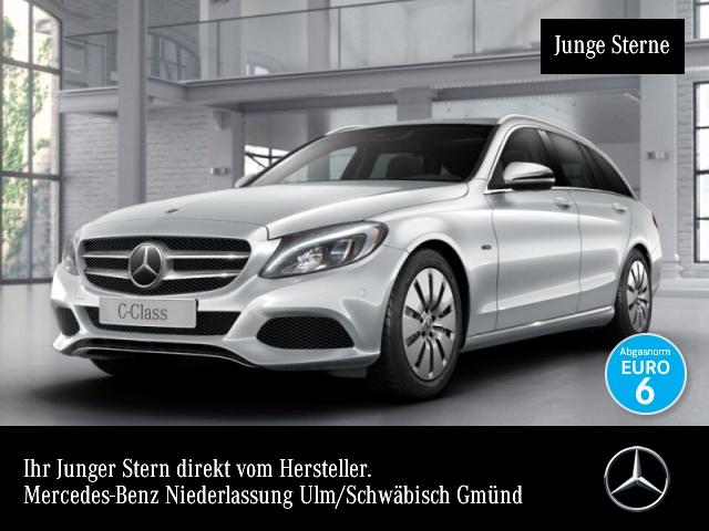 Mercedes-Benz C 350 e T Avantgarde Distr. COMAND LED Kamera PTS, Jahr 2018, Hybrid