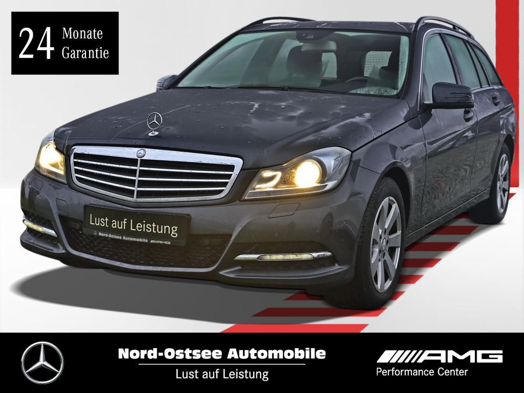 Mercedes-Benz C 220 T CDI BE Comand AHK ILS Parktronic Sitzhzg, Jahr 2013, diesel