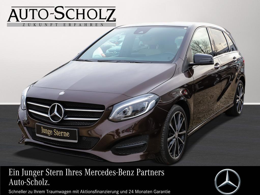 Mercedes-Benz B 220 d NAVI+LED+PDC++RÜCKFAHRKAMERA++++ ALU 18, Jahr 2015, diesel