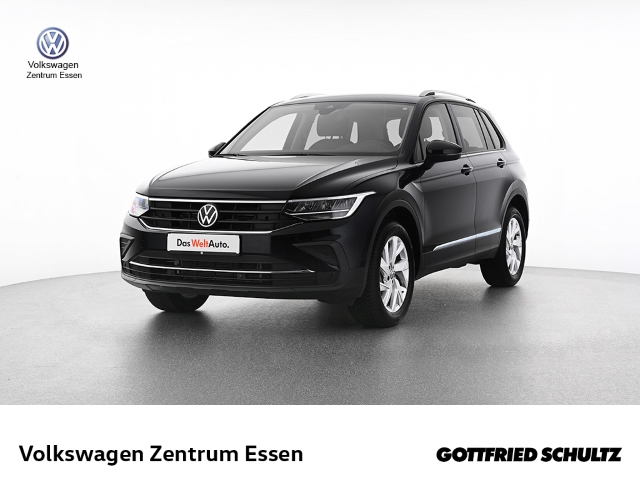 Volkswagen Tiguan Life TDI DSG 4Motion Navi ACC, Jahr 2021, Diesel