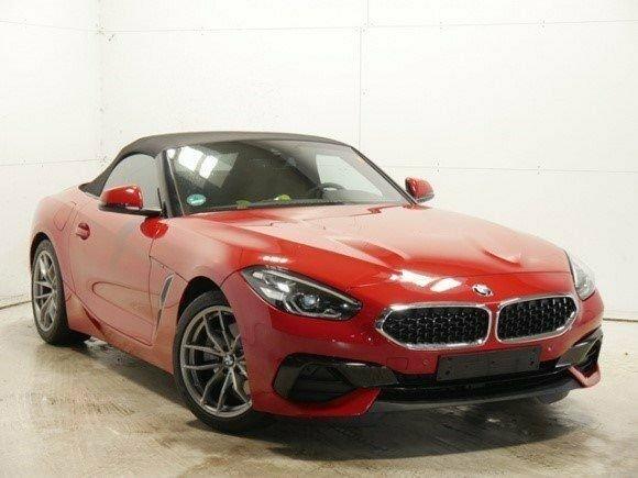 BMW Z4 sDrive20i Advantage Aktive Geschwindigkeitsre, Jahr 2020, Benzin