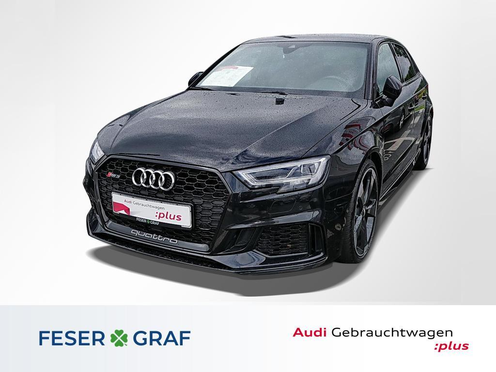 Audi RS3 Sportback 2.5 TFSI quattro S tronic Matrix/A, Jahr 2018, Benzin