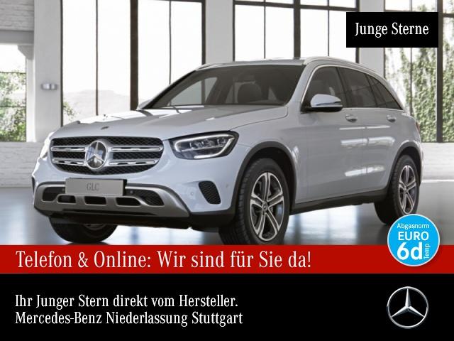 Mercedes-Benz GLC 200 d 4M LED AHK 9G Sitzh Sitzkomfort Chromp, Jahr 2019, Diesel