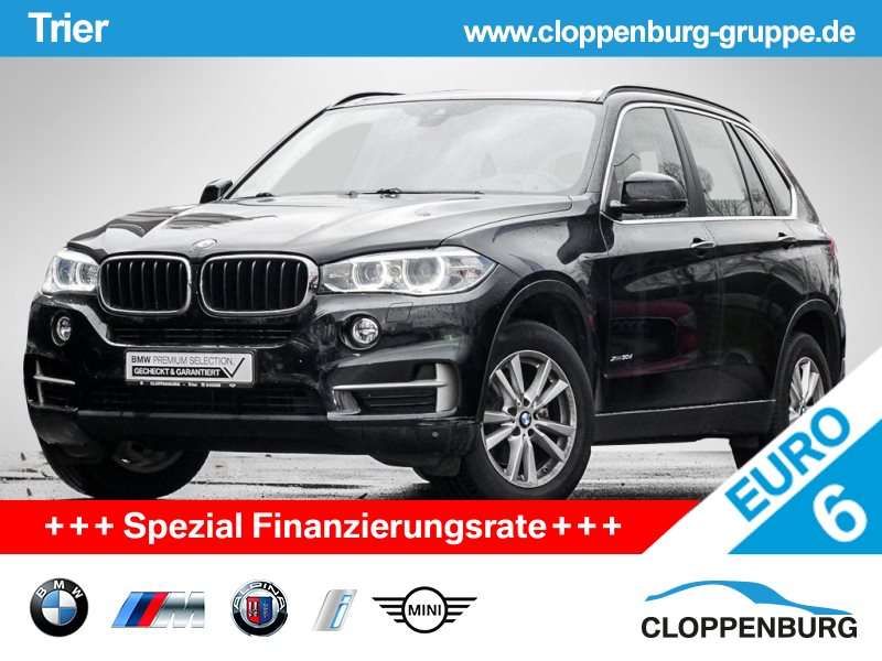 BMW X5 xDrive30d Xenon RFK Navi Prof. Tempomat Shz, Jahr 2014, diesel