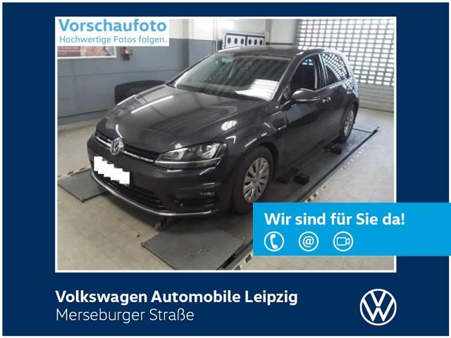 Volkswagen Golf VII 1.4 TSI Lounge R-Line *Xenon*SHZ*, Jahr 2016, Benzin