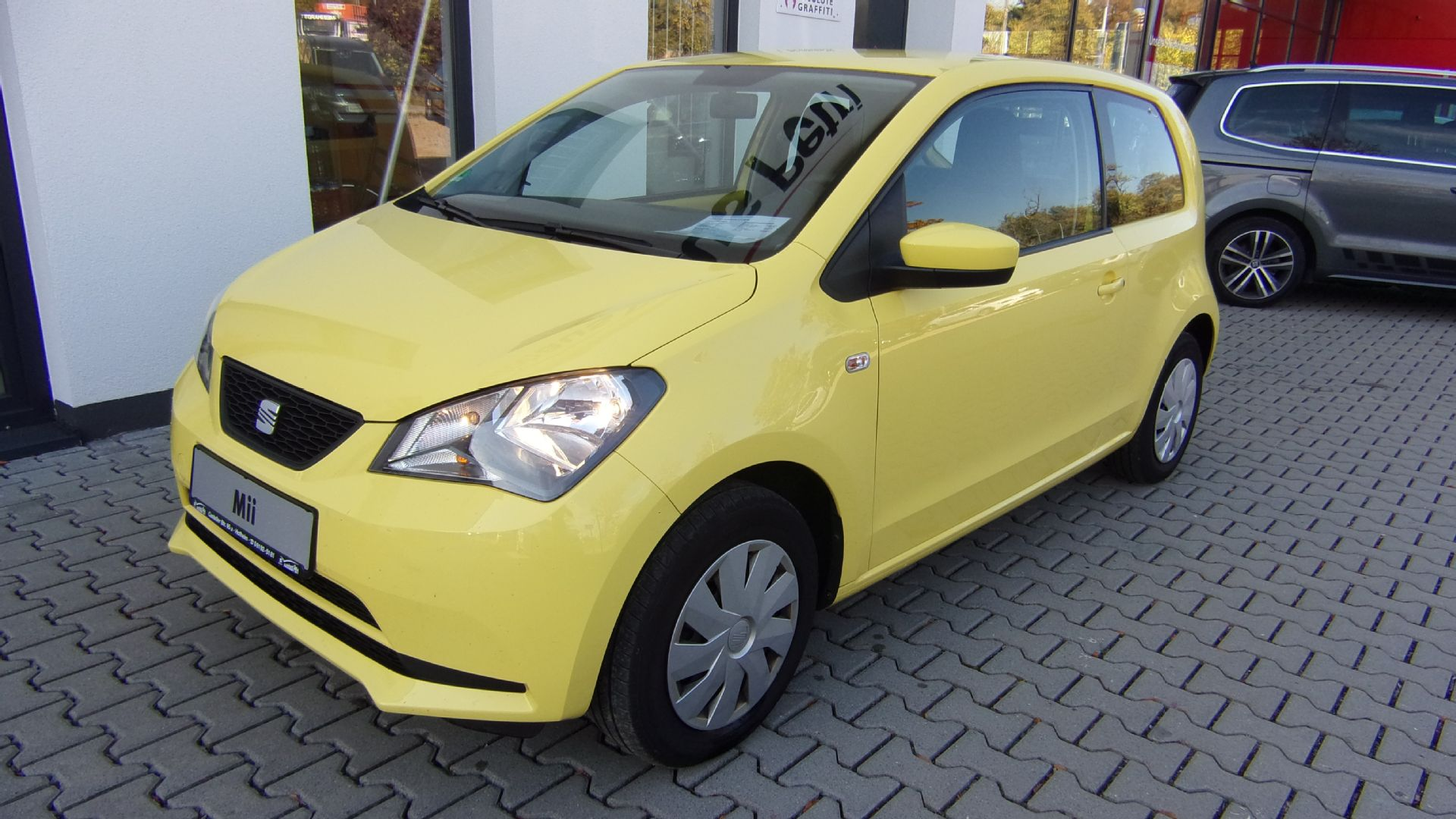 Seat Mii Reference 1.0 60PS Klima+Soundpaket, Jahr 2013, Benzin