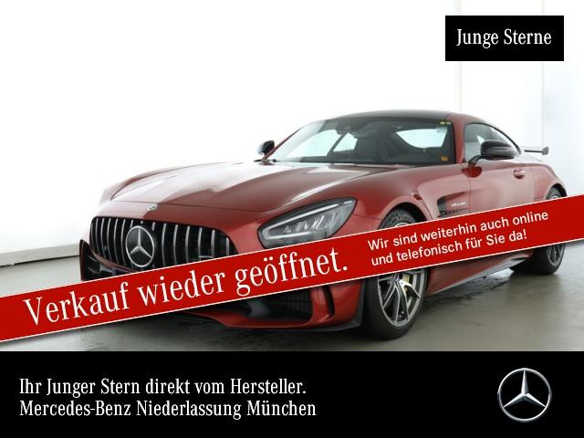 Mercedes-Benz AMG GT R neues MODELL COMAND DISTRONIC Burmester, Jahr 2019, Benzin
