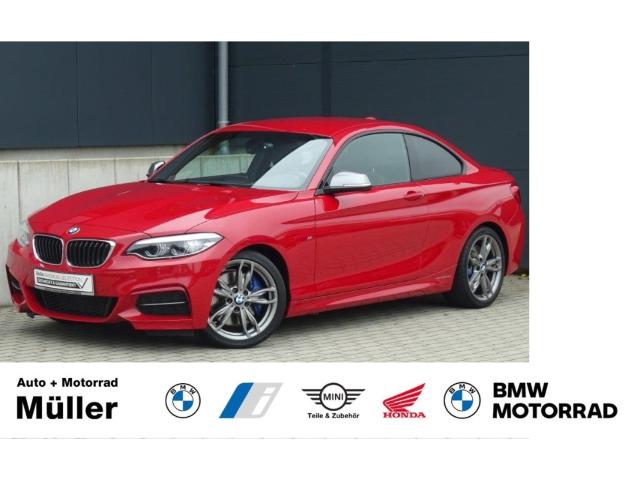 BMW M240i A Coupe Wireless LED HiFi Komfortzug. WLAN, Jahr 2017, Benzin