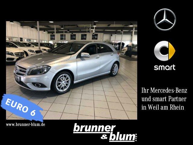 Mercedes-Benz A 180 Urban/Navi/Klima/Xenon/Sitzhzg/PTS R-CD, Jahr 2013, Benzin