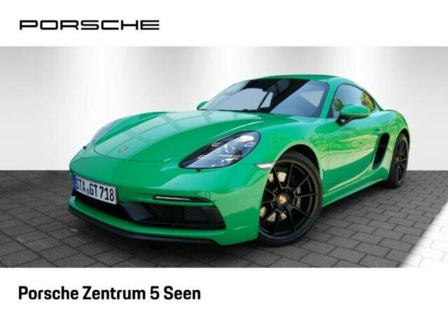 Porsche 718 Cayman GTS 4.0, PASM, PDLS+, BOSE, NAVI, Jahr 2020, Benzin