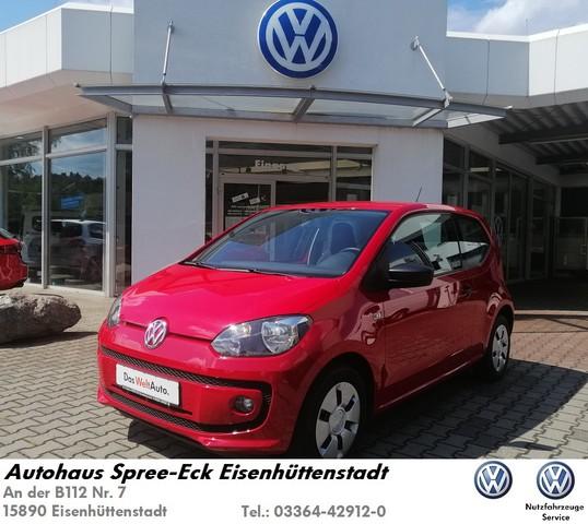 Volkswagen up! 1.0 take up *Klima, Sitzhzg.*, Jahr 2016, Benzin