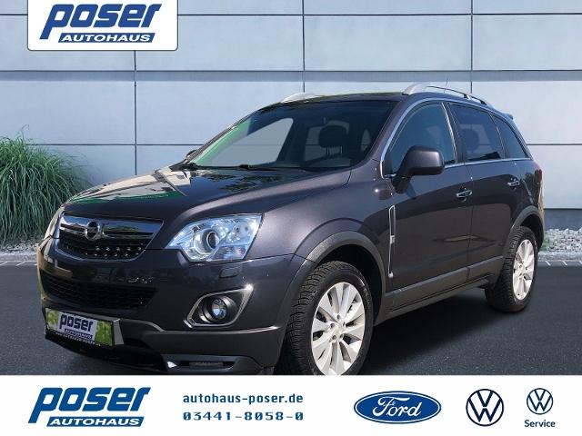 Opel Antara 2.2 Design Edition KLIMA PDC SITZHEIZUNG, Jahr 2014, Diesel