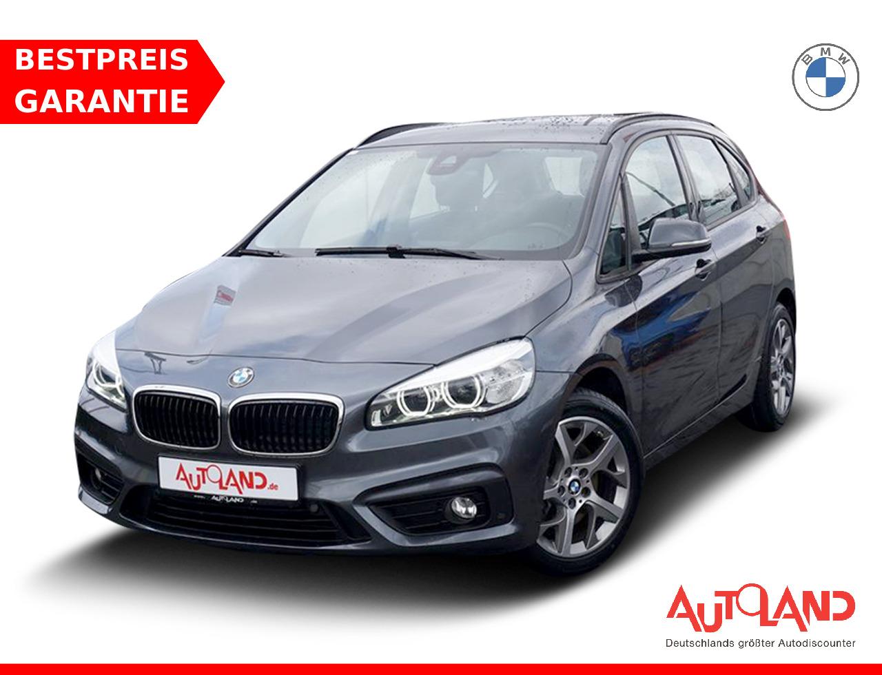 BMW 218 Active Tourer, Jahr 2016, Benzin