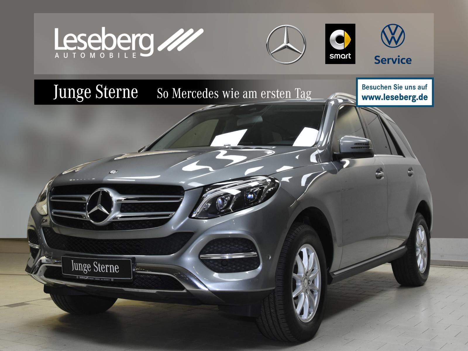 """Mercedes-Benz GLE 350 d 4M 9G/LED/SHD/Comand/PTS/SHZ/DWA/LM17"""", Jahr 2016, diesel"""