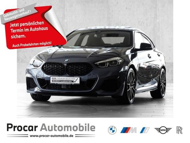 BMW M235 i xDrive Gran Coupe GRAN COUPE+NAVI+LED+M-Perform.Paket, Jahr 2020, Benzin
