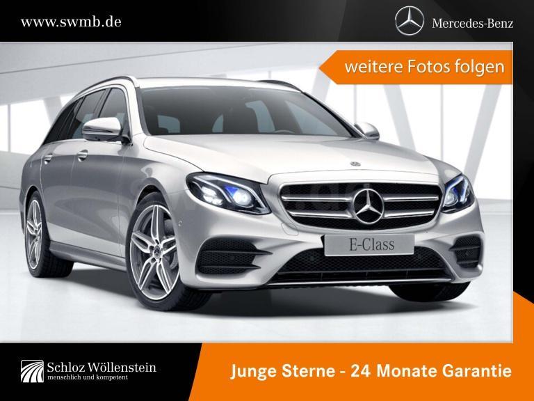 Mercedes-Benz E 450 4M T AMG/COMAND/MULTIBEAM/360°/PreSafe/19Z, Jahr 2019, Benzin