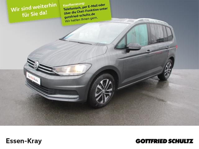 Volkswagen Touran IQ.DRIVE 1.5 TSI DSG NAVI 7-Sitzer, Jahr 2020, Benzin