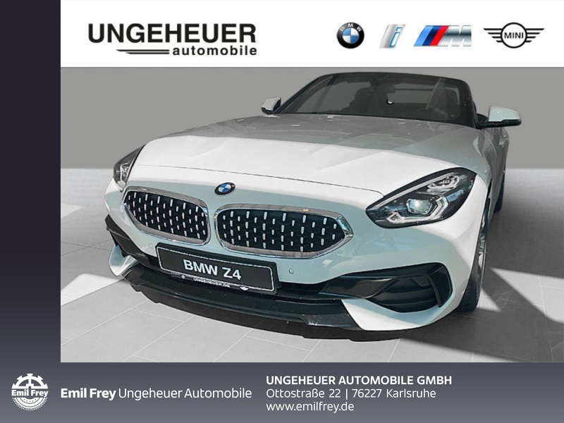 BMW Z4 sDrive20i Sport Line HK HiFi DAB Tempomat, Jahr 2020, Benzin