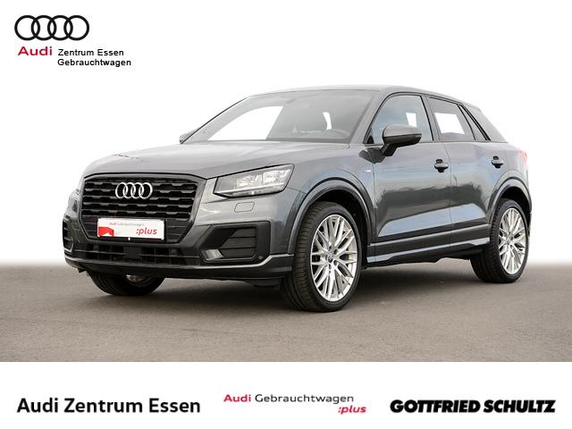 Audi Q2 sport 1.4 TFSI S-LINE NAV SHZ PDC VO+HI, Jahr 2017, Benzin
