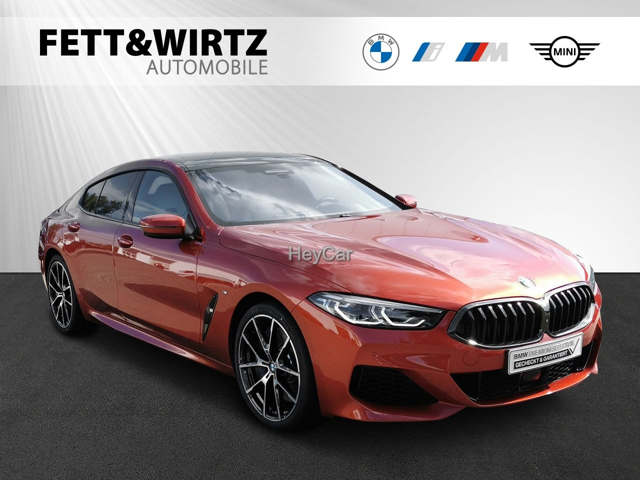 BMW 840i xDrive Gran Coupe Leas. ab 1021,- br.o.Anz., Jahr 2020, Benzin