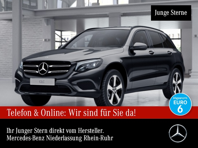 Mercedes-Benz GLC 350 d 4M Exclusive COMAND LED Night Kamera PTS, Jahr 2017, Diesel