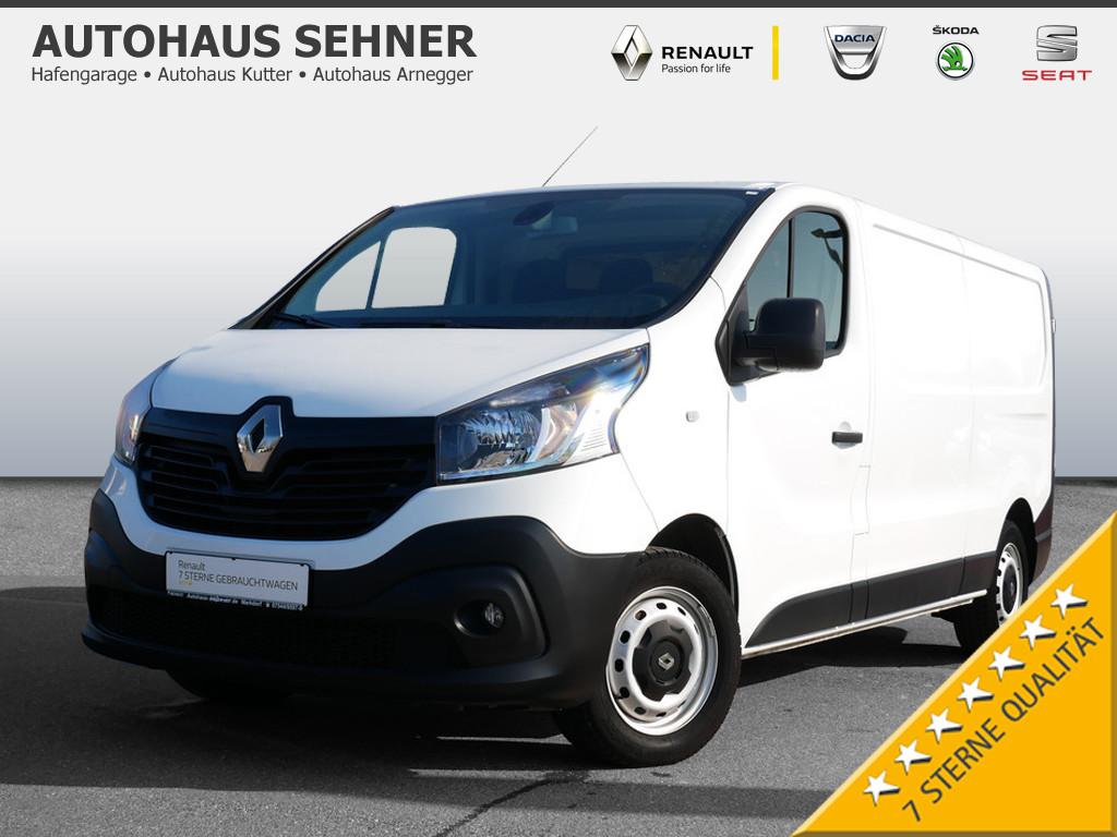Renault Trafic Kasten Komfort L2H1 2.9to, Jahr 2017, Diesel