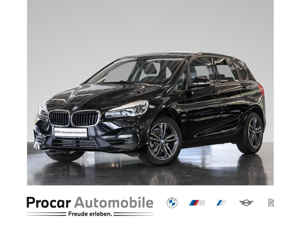 BMW 218i Active Tourer Sport Line LED Nav Shz Parkas, Jahr 2018, Benzin