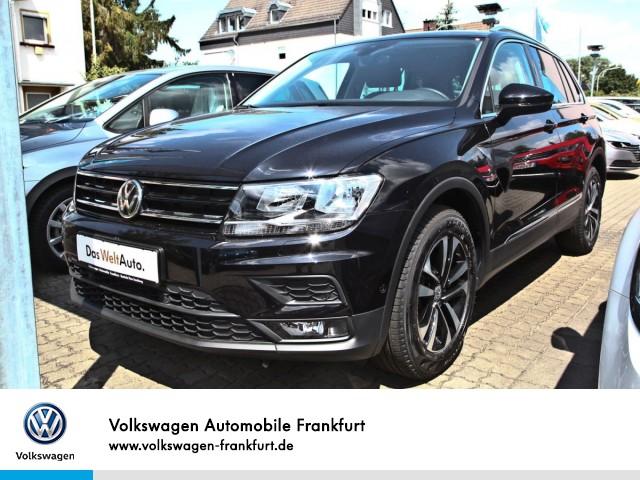 Volkswagen Tiguan 1.5 TSI DSG IQ.DRIVE Einparkhilfe Navi Leichtmetallfelgen Tiguan 1.5actCLOPFFR 110TSID7F, Jahr 2019, Benzin