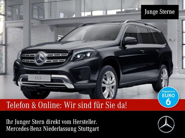 Mercedes-Benz GLS 350 d 4M 360° Airmat Stdhzg Pano Distr., Jahr 2017, Diesel