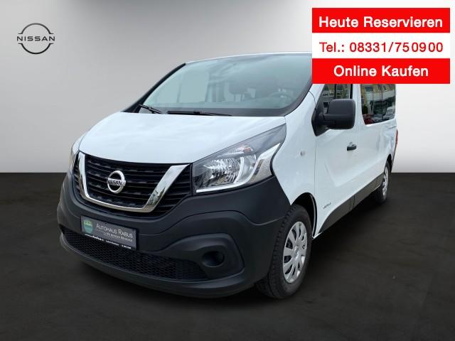 Nissan NV300 1.6 L2H1 Kombi 9 Sitz., Kamera,PDC COMFORT, Jahr 2020, Diesel