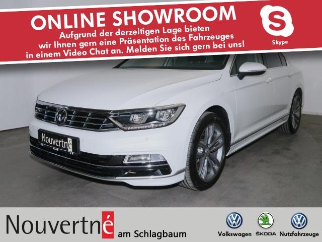 Volkswagen Passat Lim. 2.0 TDI R-Line + DSG + Navi + LED +, Jahr 2018, Diesel