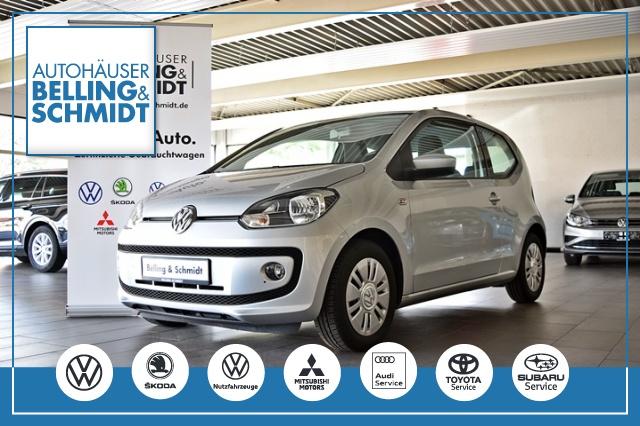 Volkswagen Up! Move Cool + Sound ParkPilot, Jahr 2015, Benzin